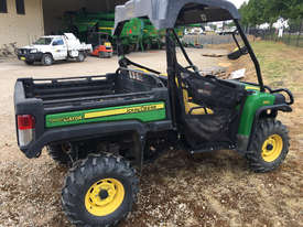 John Deere XUV855D Standard-Side by Side All Terrain Vehicle - picture2' - Click to enlarge