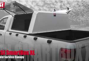 Ute Canopy Toolbox XL without window
