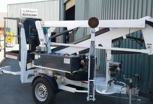 Nifty 2012 Trailer Mounted Boom