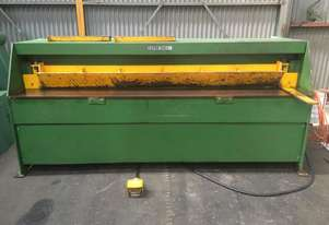 ACY Supershear Guillotine 2450 mm x 3 mm