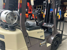 CROWN CG18S LPG FORKLIFT RECENTLY PAINTED - picture0' - Click to enlarge