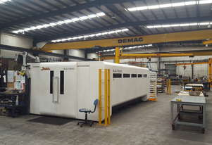 Baykal Fiber Laser System 4000mm x 2000mm 4kW  Low hours