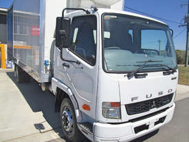 Fuso Fighter 1424 Refrigerated Truck - picture1' - Click to enlarge