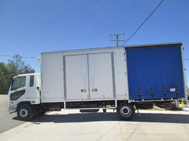 Fuso Fighter 1424 Refrigerated Truck - picture2' - Click to enlarge