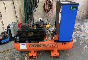 Champion Ci40 Rotary Screw Compressor with dryer