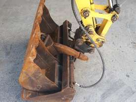 2 Tonne Yanmar Excavator With Quick Hitch & Tilting Mud Bucket - picture1' - Click to enlarge