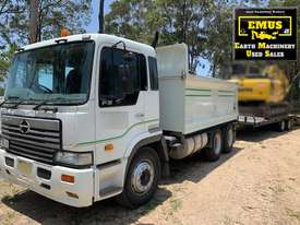 2003 Hino Tipper & 2007 Tag Trailer. E.M.U.S. TS534 - picture0' - Click to enlarge