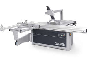 Felder K700S Panel Saw - a true workhorse for every Joinery