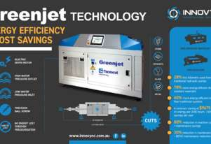 CMS Greenjet pump- SUPER HIGH EFFICIENCY AND COST COMBINED WITH SUPER HIGH POWER