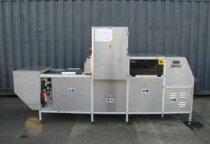 Preformed Tray Sealer Packaging Machine - Ross Inpack A20