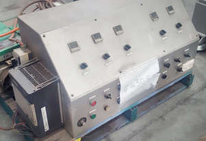 Telford Smith Control Panel to suit small extruder - STOCK DANDENONG, VIC