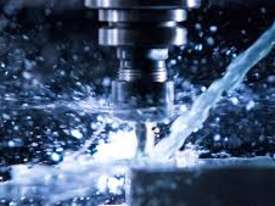 Superior clear cutting fluid suitable for all CNC machining centres - Mitre Saws & Copy-Routers  - picture2' - Click to enlarge