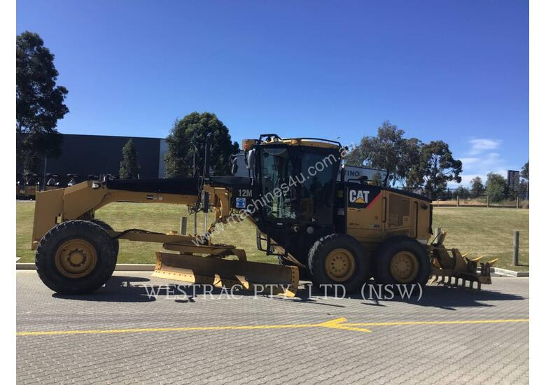 CATERPILLAR 12M Motor Graders