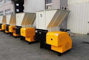 Single Shaft Shredder - Soyu SR600