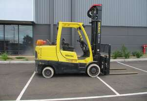 5.543T LPG Counterbalance Forklift