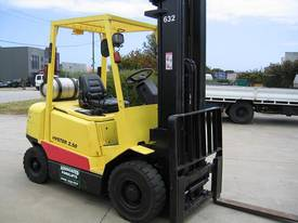 HYSTER H2.50DX LPG Forklift with 6 mtr lift  - picture2' - Click to enlarge