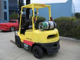 HYSTER H2.50DX LPG Forklift with 6 mtr lift  - picture11' - Click to enlarge