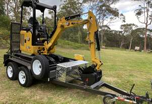 "2020 CAT 301.5 ""NEXT GEN"" with ""TRADIE 28"" Trailer ""Brand New Package Deal""!!"