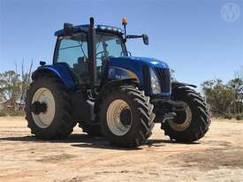 New Holland TG255 FWA Cab - picture0' - Click to enlarge