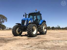 New Holland TG255 FWA Cab - picture1' - Click to enlarge