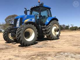 New Holland TG255 FWA Cab - picture2' - Click to enlarge