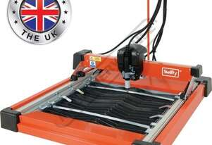SWIFTY 600 XP Compact CNC Plasma Cutting Table 610 x 610mm Table, Water Tray System, Hypertherm Powe