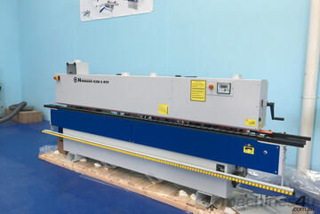 NikMann RTF,  Edgebanders with Corner Rounder and Pre-milling