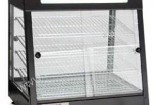 Roband PM60G -Glass Doors Both Sides - Pie Warmer