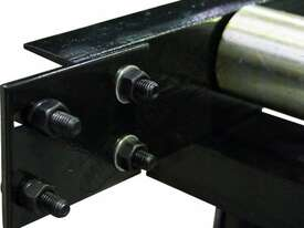 RC-450HD Roller Conveyor with Adjustable Stands - Heavy Duty 540 x 3000mm Ø60mm Rollers - picture4' - Click to enlarge