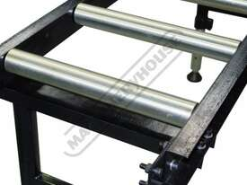 RC-450HD Roller Conveyor with Adjustable Stands - Heavy Duty 540 x 3000mm Ø60mm Rollers - picture5' - Click to enlarge