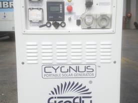 5.0kVA Cygnus Hybrid Solar Power Generator - picture3' - Click to enlarge