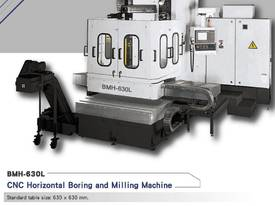 Leadwell BMH 630 CNC Horizontal Boring Machines - picture4' - Click to enlarge