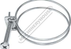 DCC-63 Dust Hose Clamp Ø63mm (2-1/2