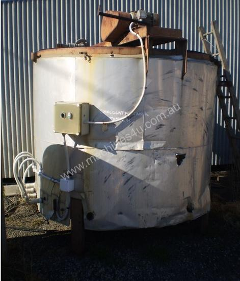 Mild Steel Tanks and Silos