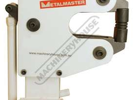 SHST-1.2HO Foot Operated Shrinker Stretcher - Oval Jaws 1.2mm Mild Steel Capacity - picture5' - Click to enlarge