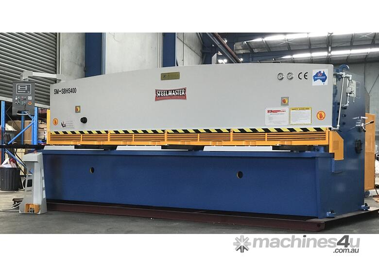 SM-SBHS4004 - 4000mm X 4.0mm Heavy Duty Model.