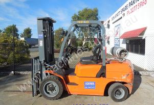 container entry 3500kg forklift