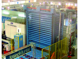 Laser Server, multi tower store and shuttles  - picture3' - Click to enlarge