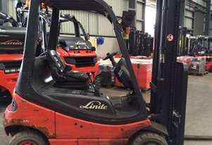 Used Forklift: H18D - Genuine Pre-owned Linde