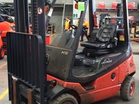 Used Forklift: H18D - Genuine Pre-owned Linde - picture1' - Click to enlarge