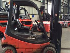 Used Forklift: H18D - Genuine Pre-owned Linde - picture0' - Click to enlarge