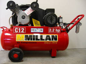 McMillan CAST IRON 12CFM COMPRESSOR 240V - picture0' - Click to enlarge