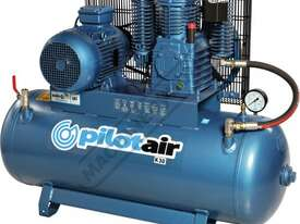K30 Industrial Air Compressor 200 Litre / 7.5hp 30.8cfm / 871.8lpm Displacement - picture0' - Click to enlarge