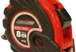 MH-826 Tape Measure - 8 Metre Metric Measurements
