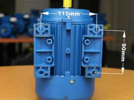 0.37kw/0.5HP 1400rpm 14mm shaft motor single-phase - picture1' - Click to enlarge