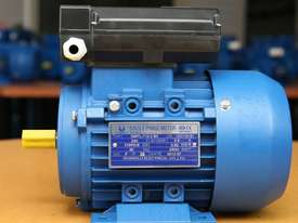 0.37kw/0.5HP 1400rpm 14mm shaft motor single-phase - picture2' - Click to enlarge