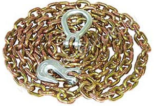 DRAG CHAIN KIT 13MM X 7METRE HOOKS 1/2