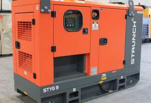 Staunch Yanmar STYG9S Generator IN STOCK NOW
