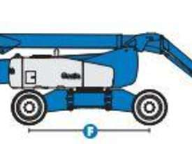 Genie Z-135/70 Booms - picture1' - Click to enlarge