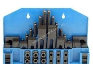 M12 58pcs Clamping Kit suits 14mm T-Slot